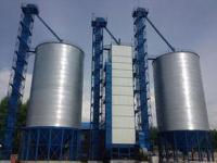 100吨玉米烘干机图