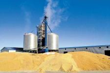 200吨玉米烘干机图