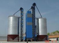 80吨玉米烘干机图