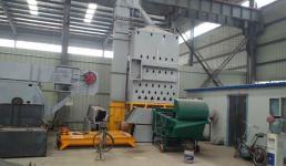 40吨玉米烘干机图